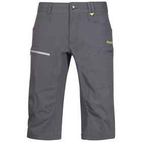 Bergans M's Utne Pirate Pant Graphite/Solid Light Grey/Spring Leaves